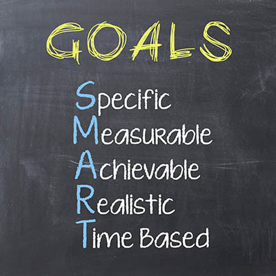 Use the SMART Model to Set Actionable Goals