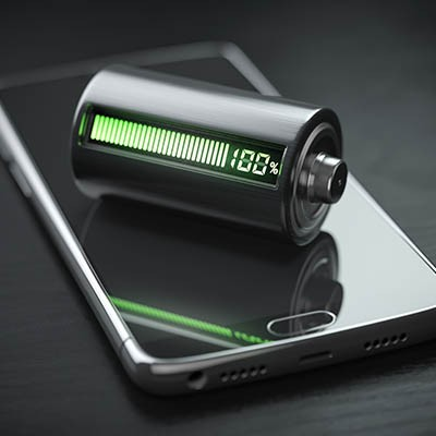 Pushing the Limits of the Smartphone Battery